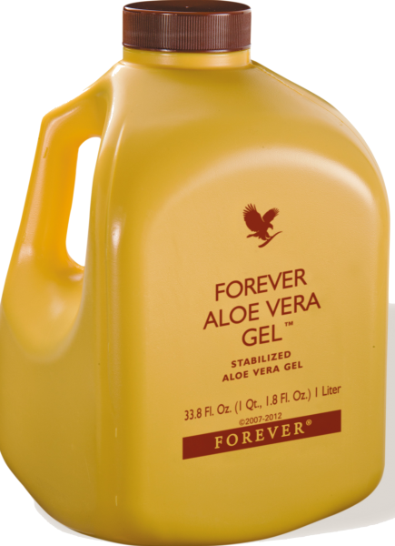 Pulpe d'aloé véra Forever living products